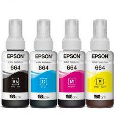 EPSON 4 color ink set