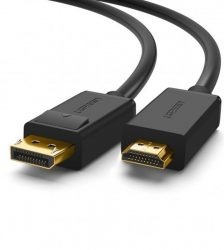 DP male to HDMI Male